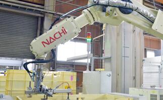 自動生産ロボット設備